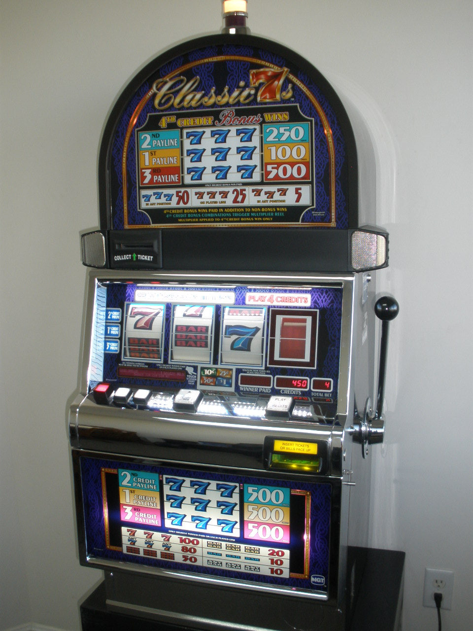 Igt slot machine company