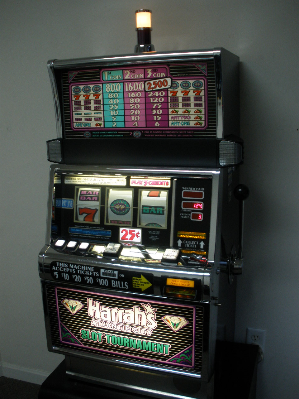 Daily free spins slots