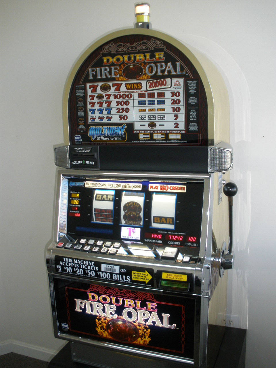 Fire Drift Slot Machine