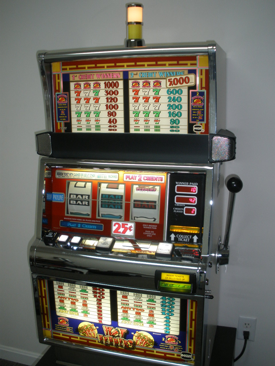 Pepper Slot Machines