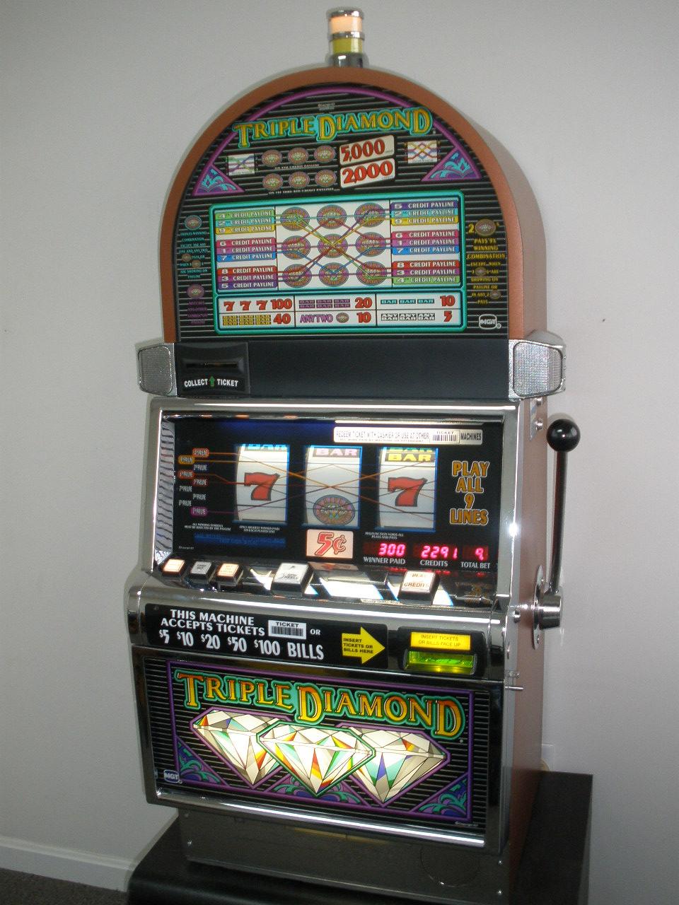 Igt slot machine glass game kits