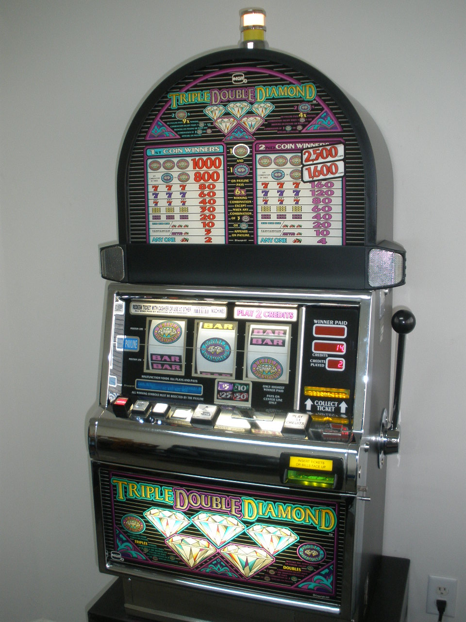 Igt Double Diamond