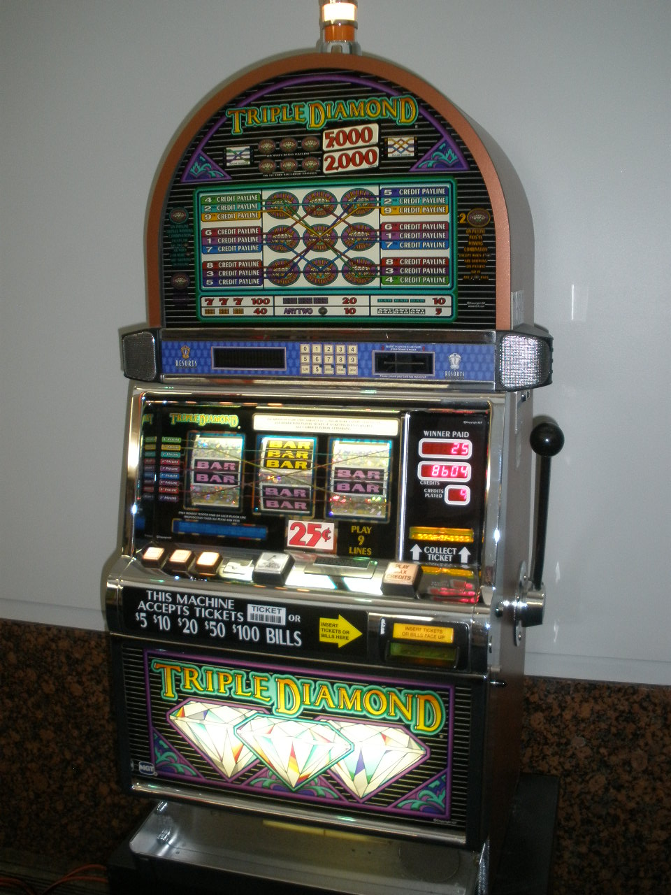 Nudge slot machine for sale near me