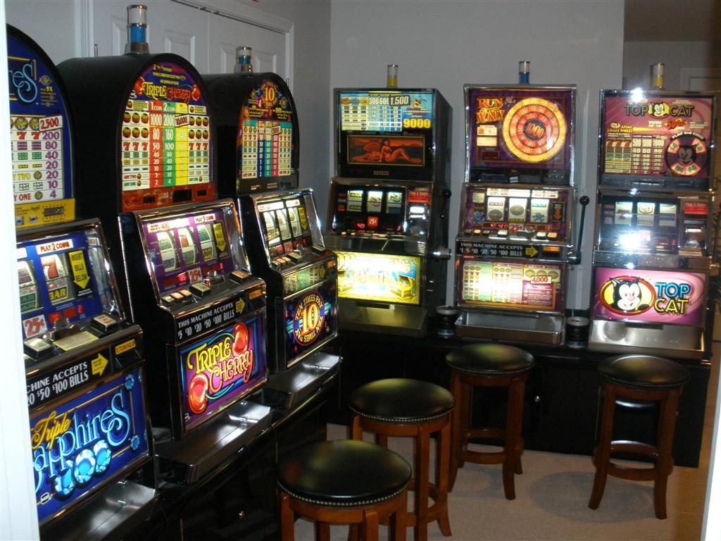 Game Room Slot Machine