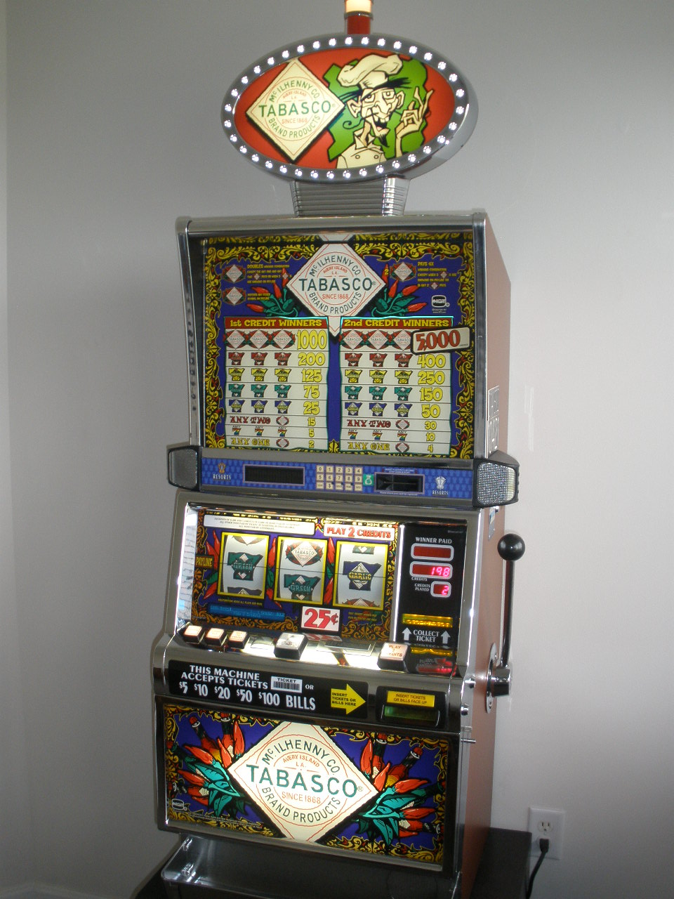 IGT All Machines