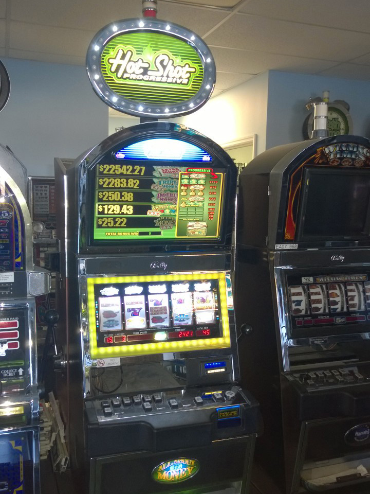 Bally S9000 Slot Machines
