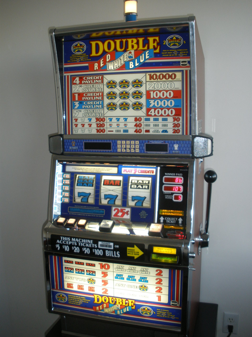 IGT Multi Line Slot Machines