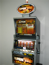 Slot Machines with Bonus or Free Games