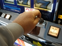 Add Quarter/Token Coin Handling to Slot Machine Purchased