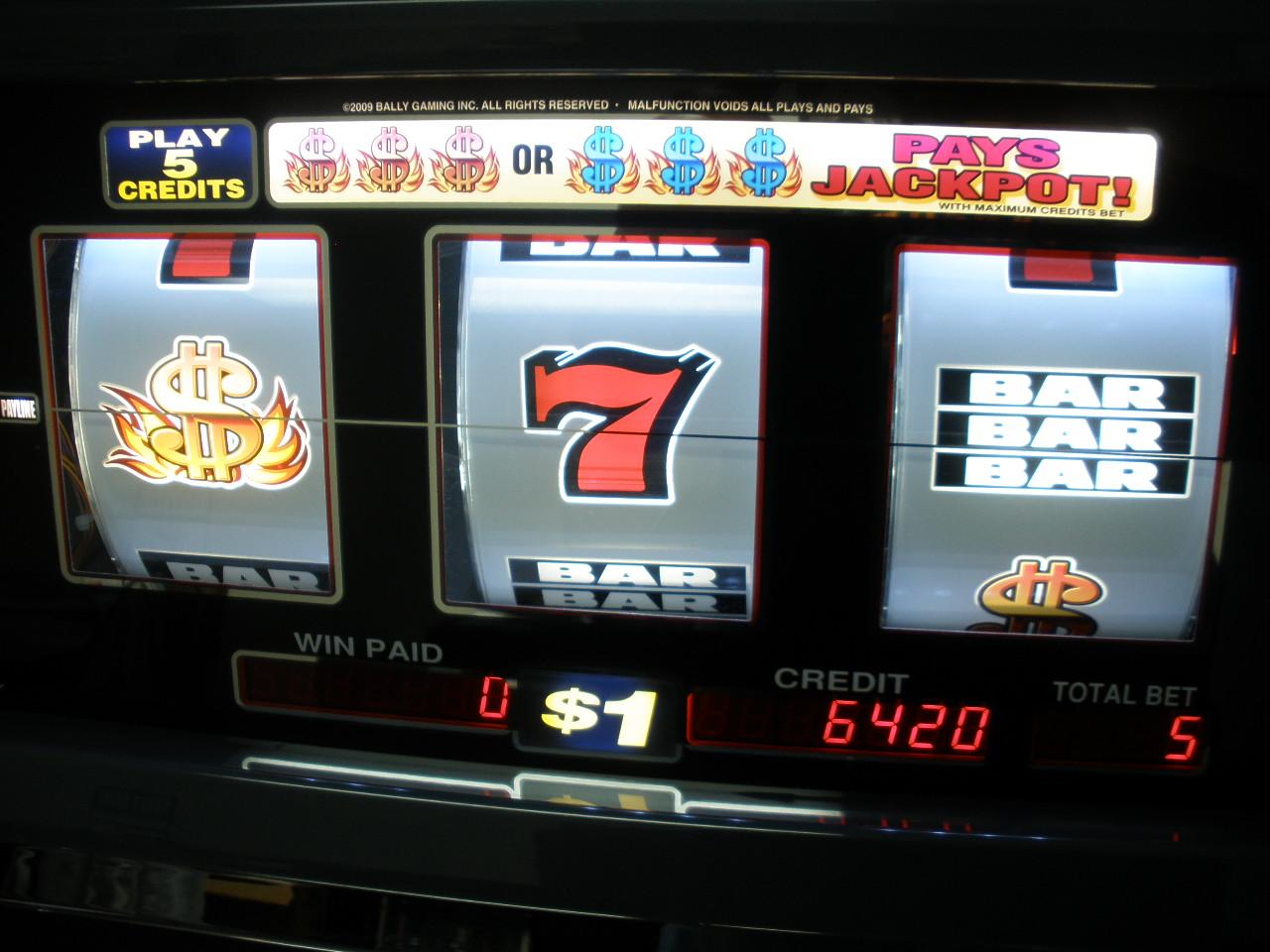 bally blazing 7 s dollars progressive s9000 slot machine with top