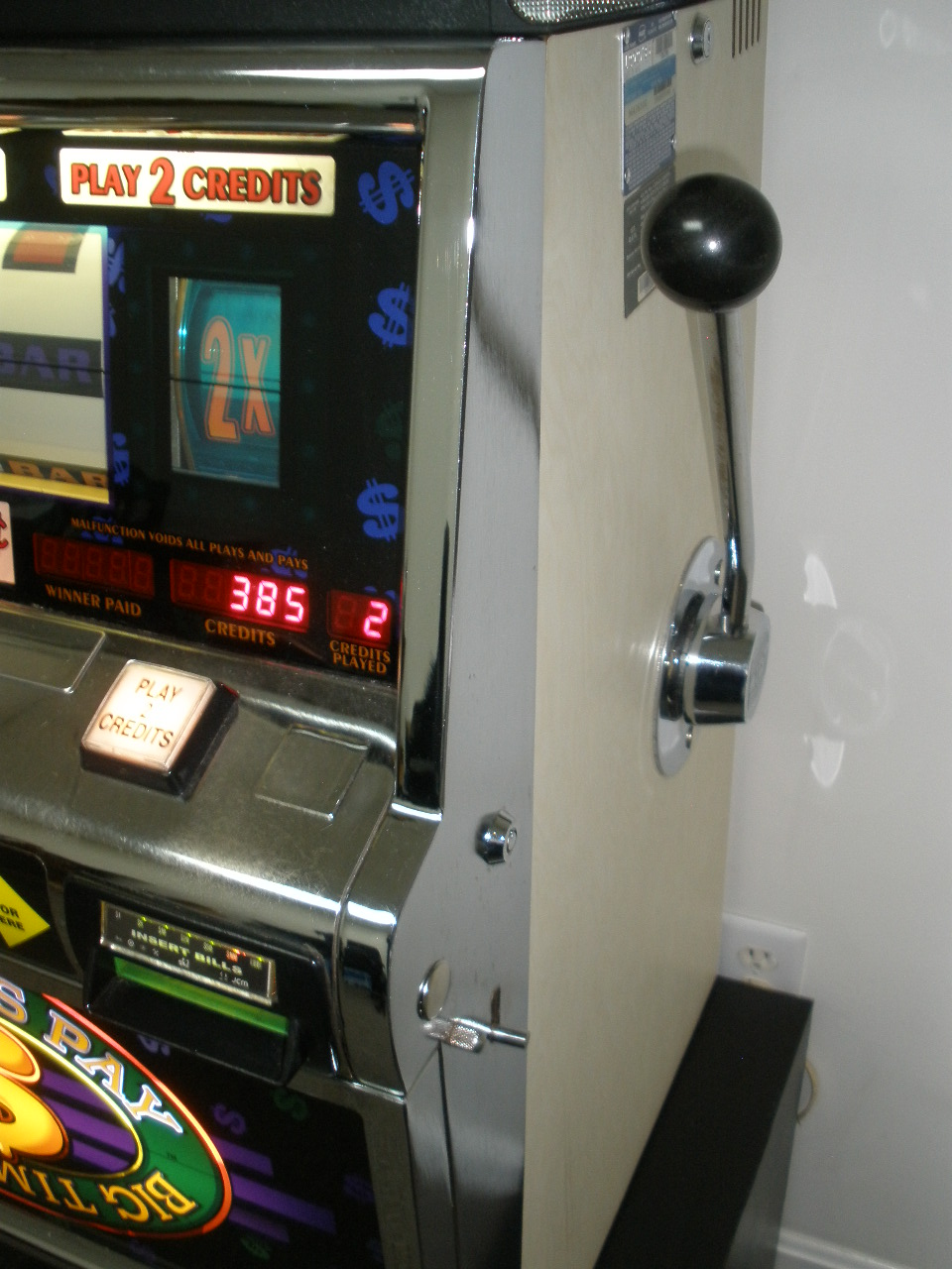 Reel Slot Machine
