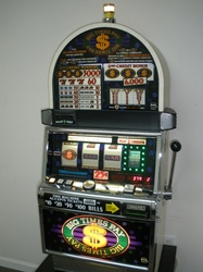 IGT BIG TIMES PAY WITH 4th BONUS REEL S2000 SLOT MACHINE