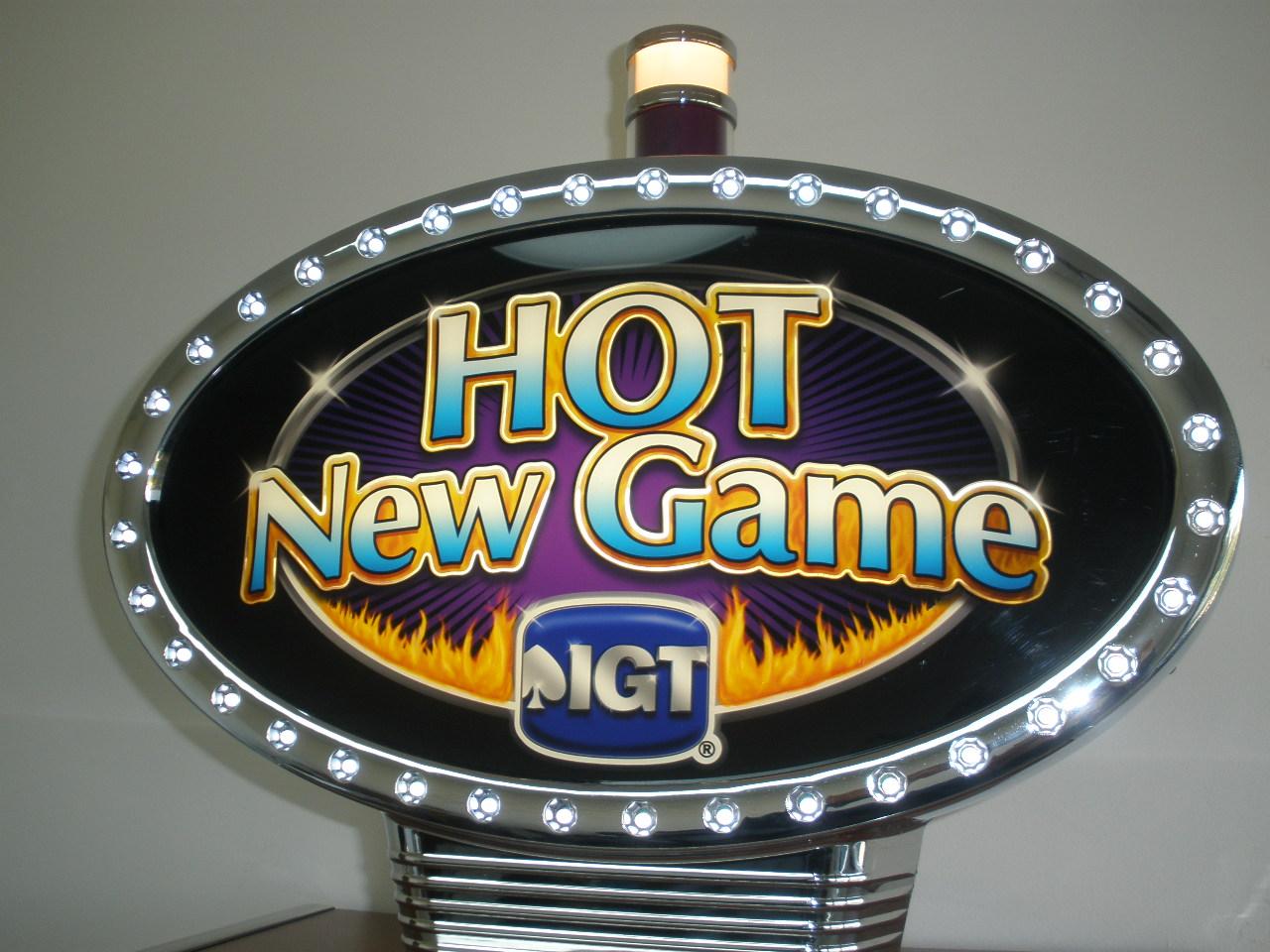 Igt Gaming Machines