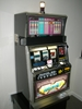 IGT DOUBLE DIAMOND HAYWIRE S2000 SLOT MACHINE -