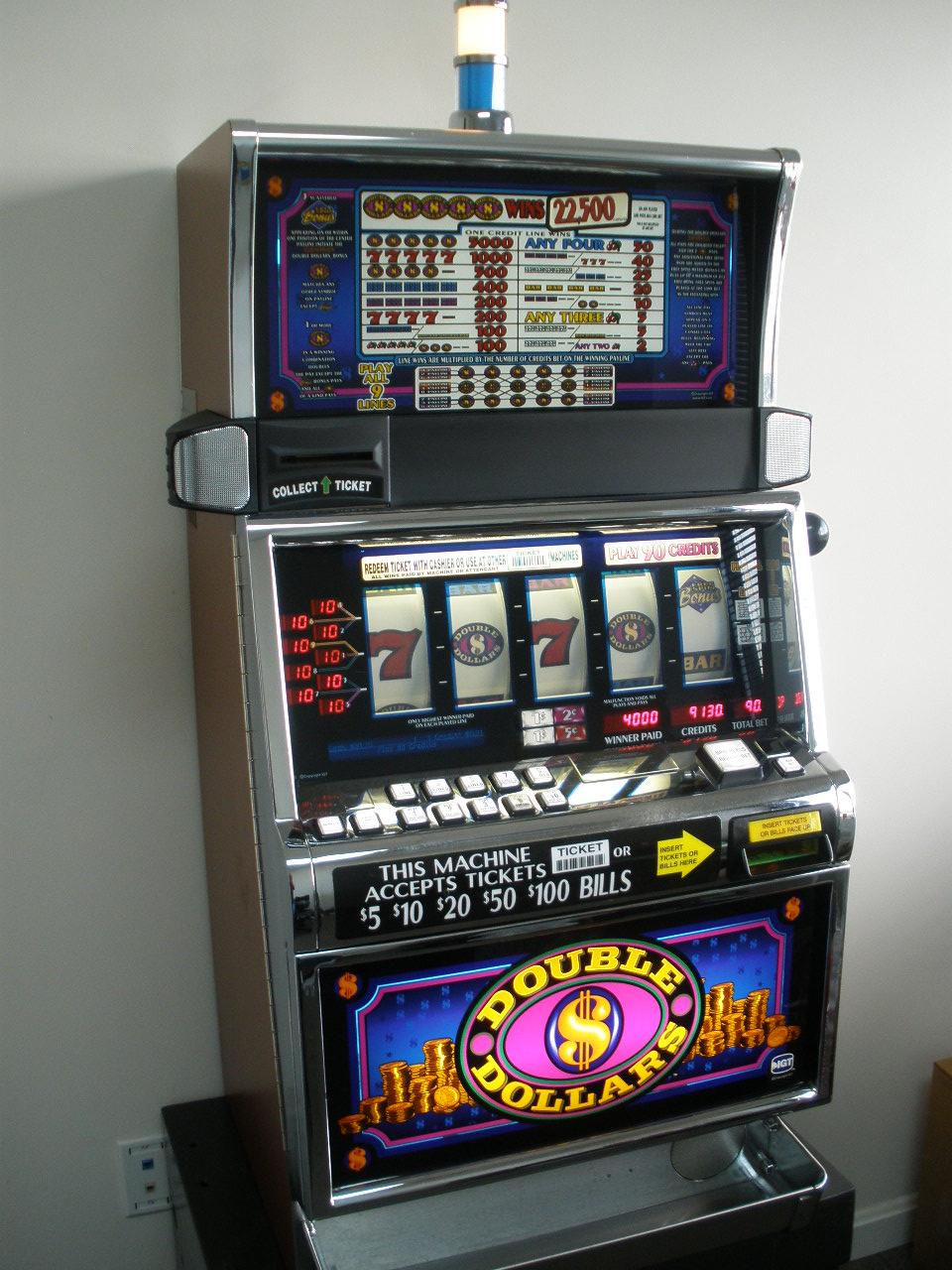 Five Reel Slot