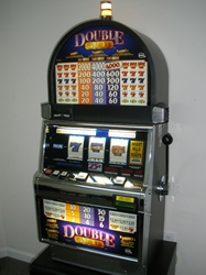 IGT DOUBLE GOLD S2000 SLOT MACHINE