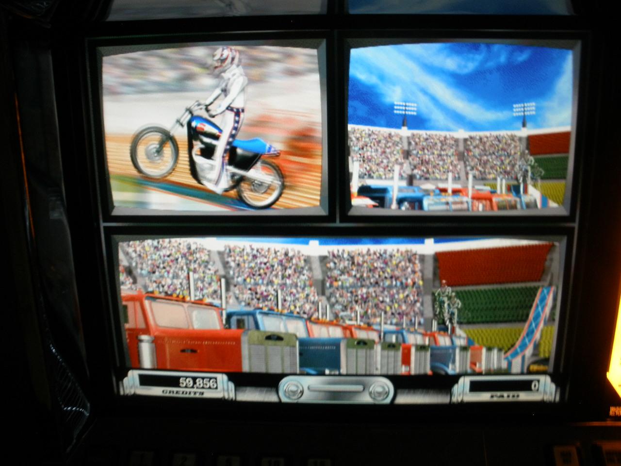 Evel Knievel Slot Machine