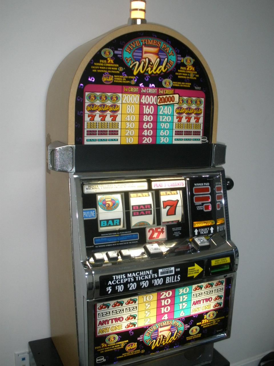 Wild Bill Slot Machine