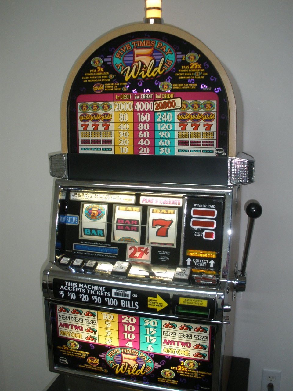 Wild Slot Machines