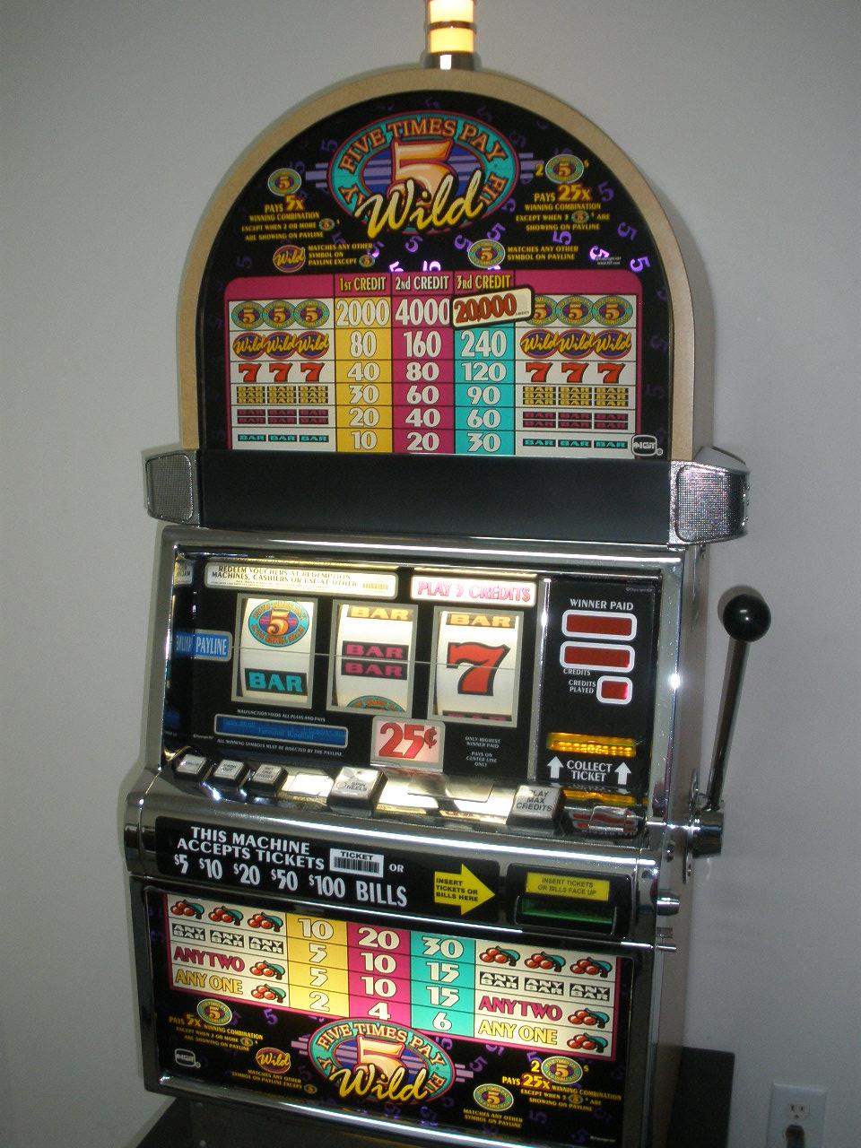 IGT FIVE TIMES PAY WILD S2000 SLOT MACHINE For Sale \u2022 Gambler\u0026#39;s Oasis USA
