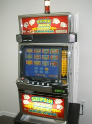 IGT GAME KING 4.3 VIDEO POKER MULTI GAME with LCD TOUCHSCREEN MONITOR -  SUPER DOUBLE DOUBLE BONUS POKER GLASS - 59 GAMES