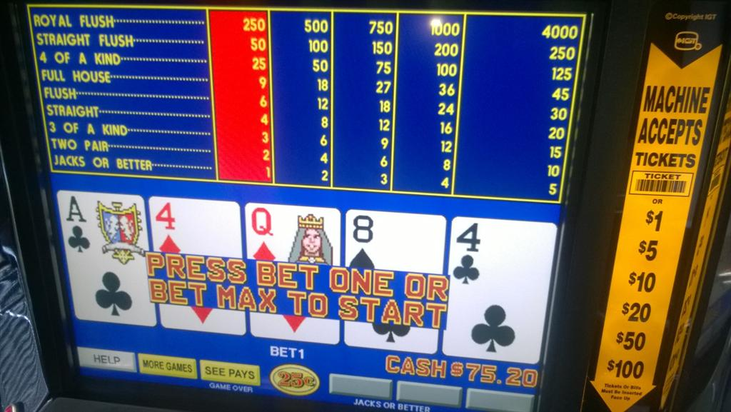 Slot machines poker free casino games vegas