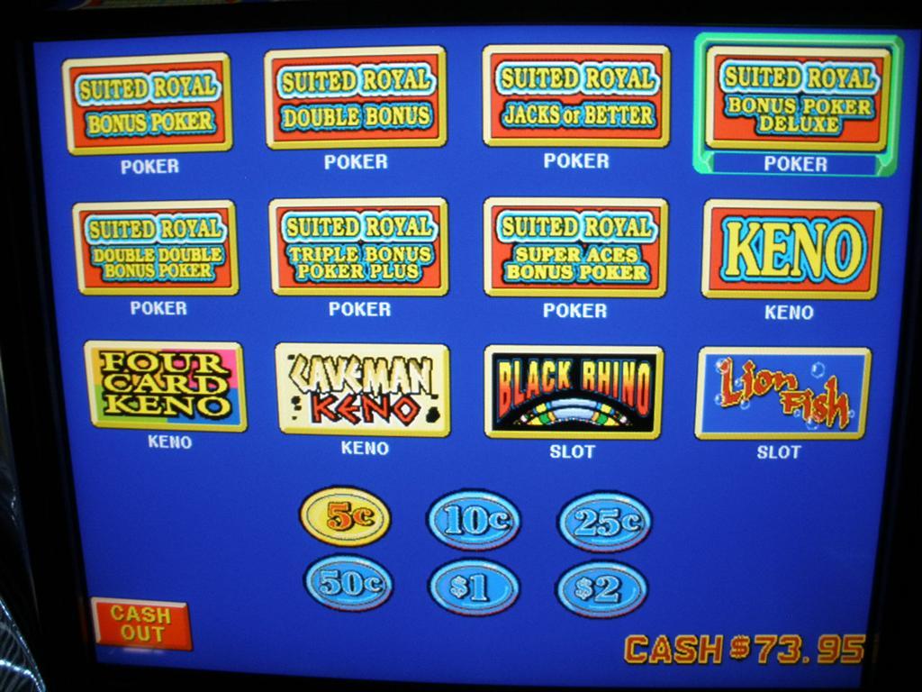 Game king deuces wild video poker sasha gamble obituary