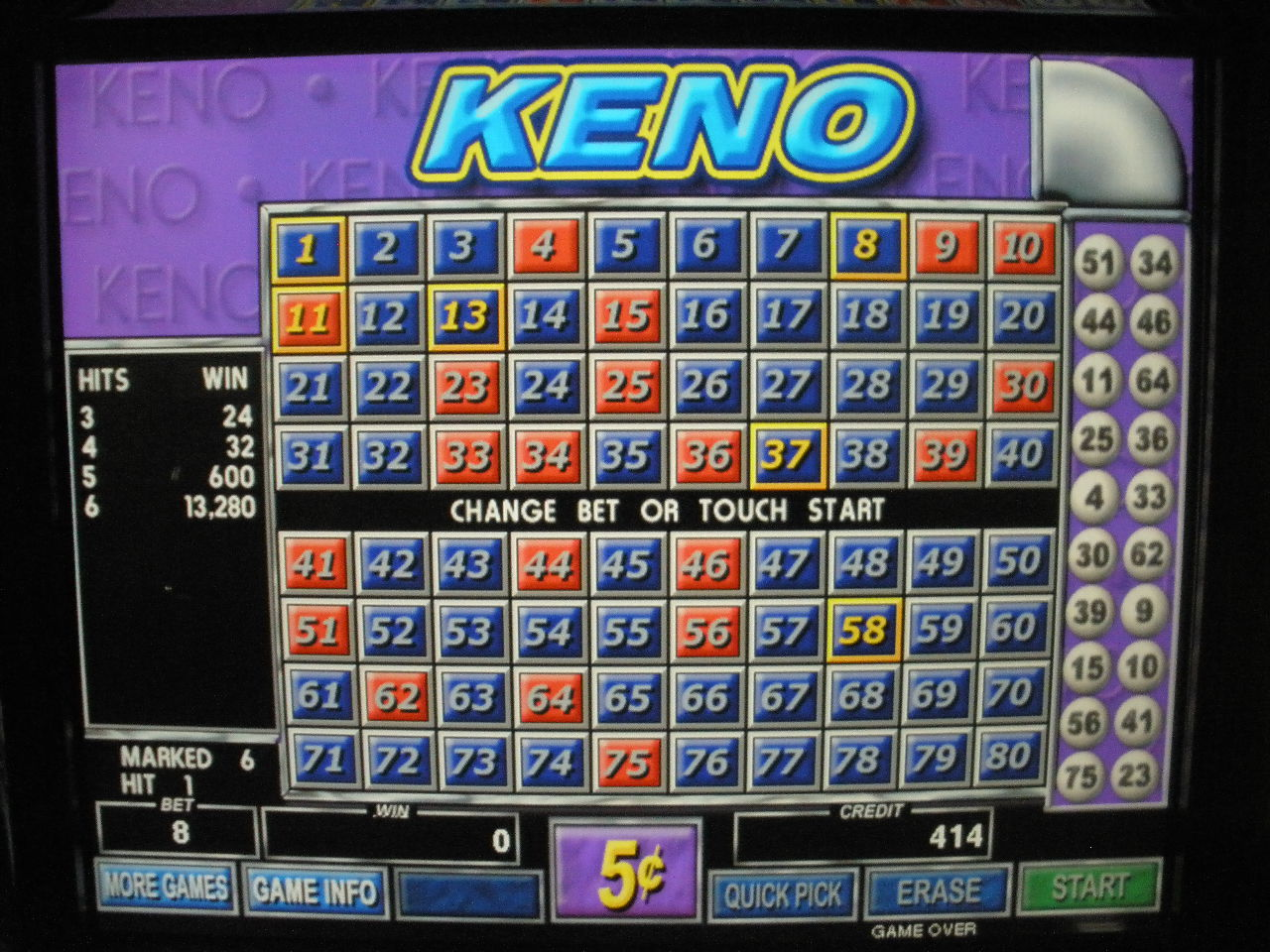 slot machine oasis poker