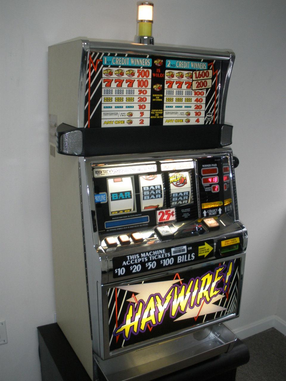 Spin slots casino