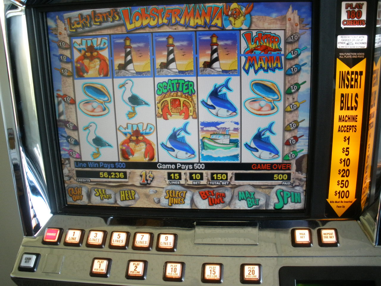 Free spins for real money