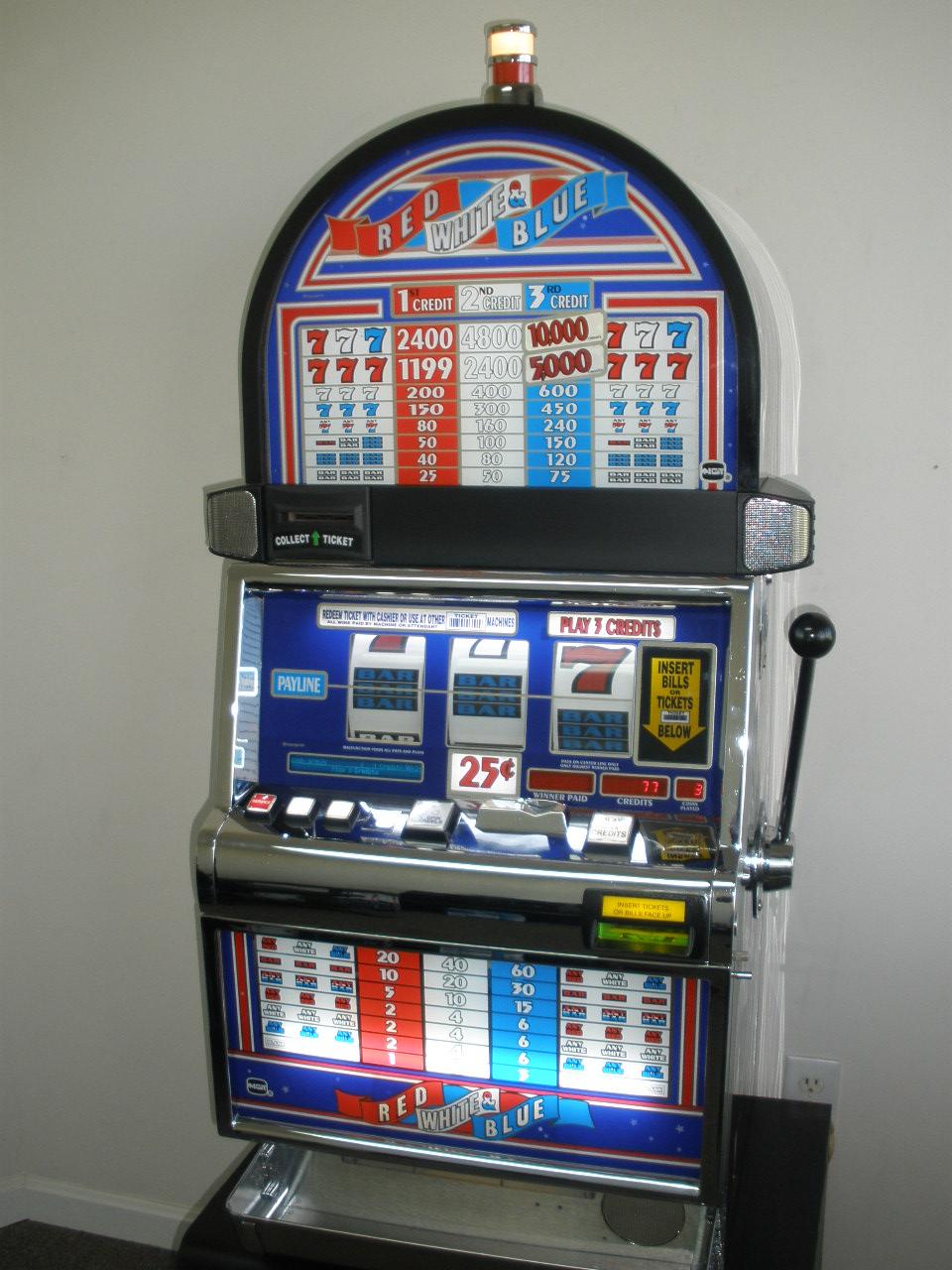 Spiele Red, White & Bleu - Video Slots Online