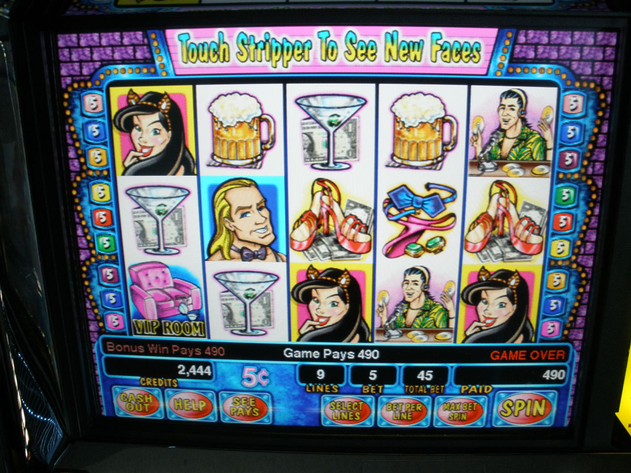 Igt risque business video slot machine with lcd touchscreen monitor igt risque business video slot machine with lcd touchscreen monitor publicscrutiny Images