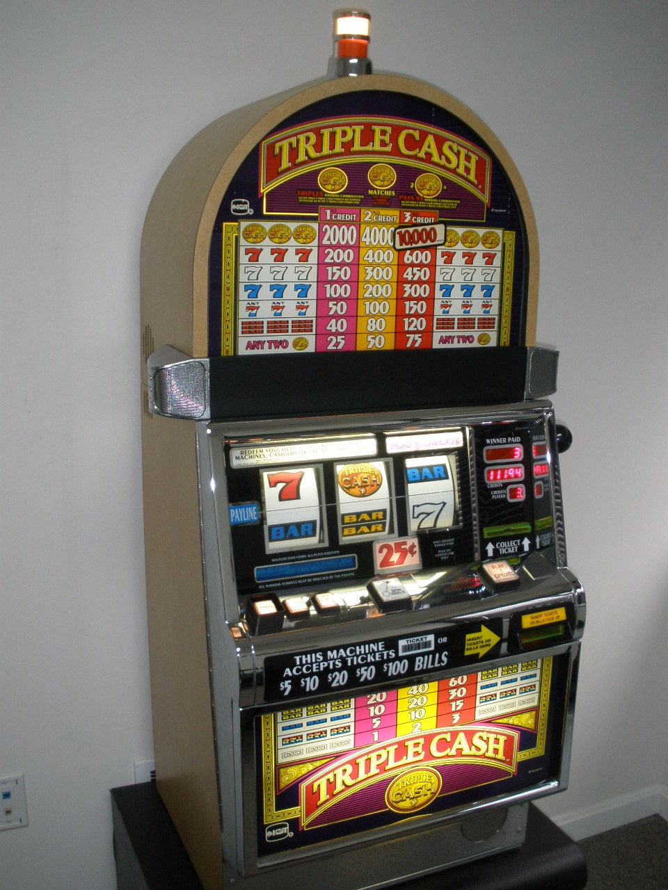 Cash Slot Machine