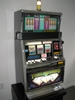 IGT TRIPLE DIAMOND S2000 SLOT MACHINE WITH QUARTER COIN HANDLING - THREE COIN -