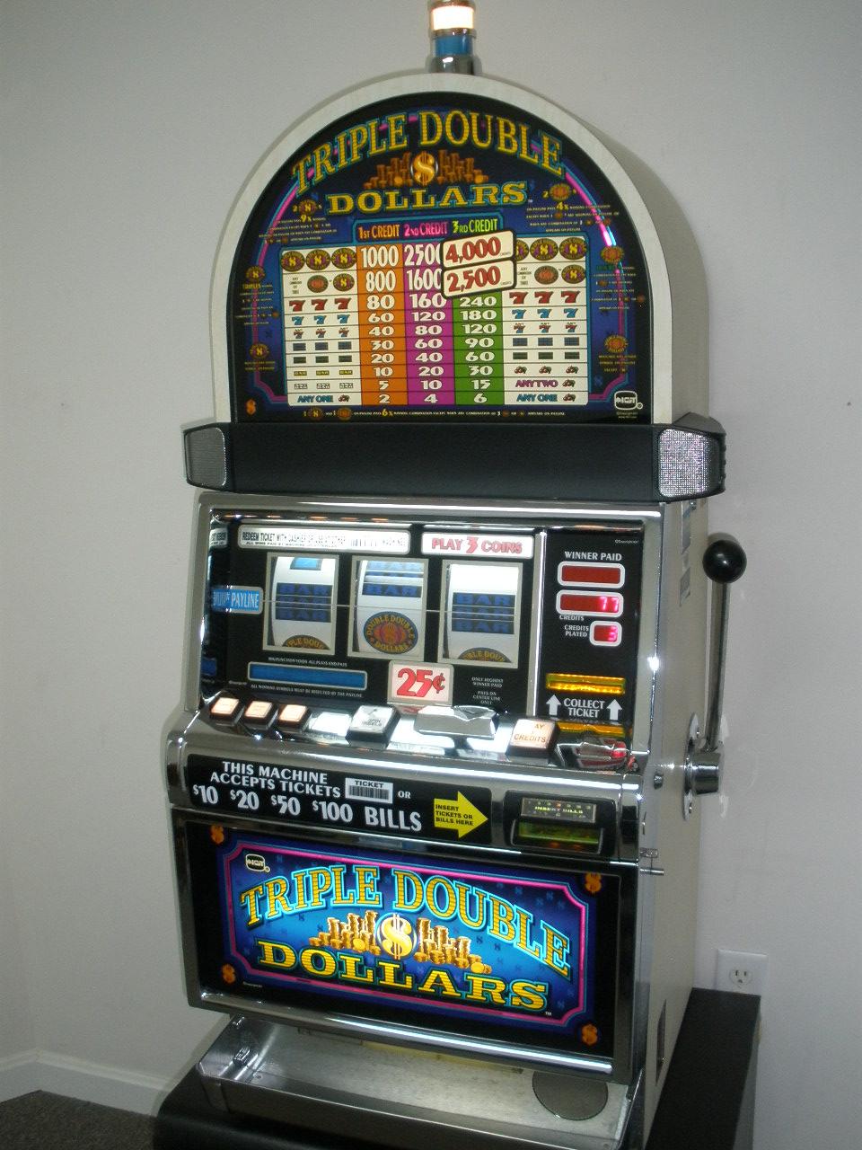 Casino Machines For Sale