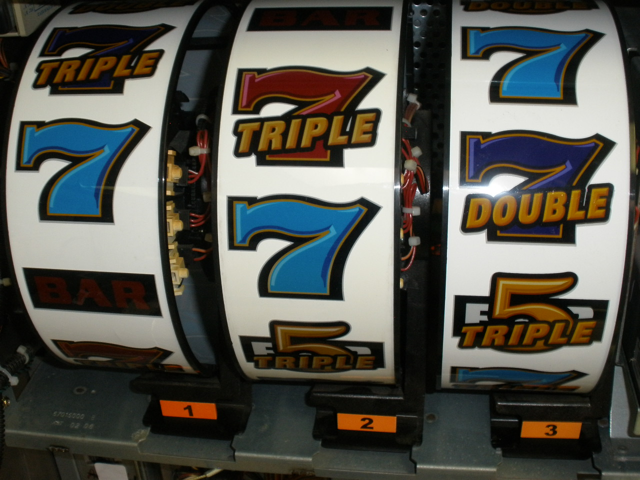 triple double slot free