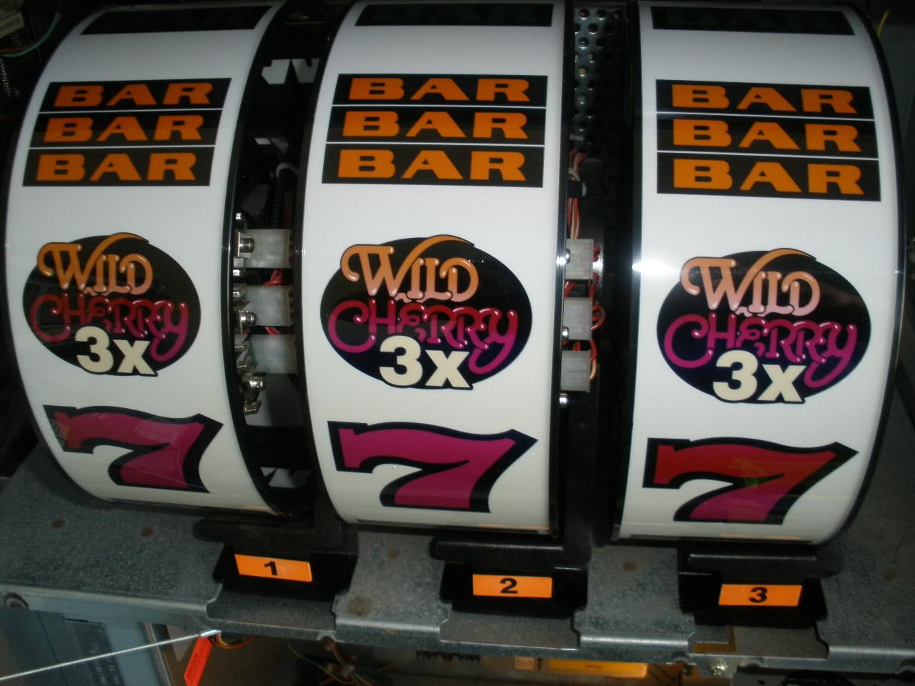 Wild Cherry Slot Machine