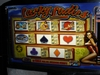 WMS LUCKY LADIES FIVE REEL BLUEBIRD SLOT MACHINE WITH LIGHTED BONUS TOPPER -