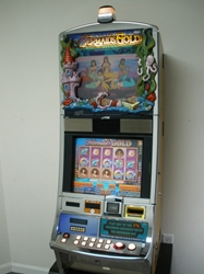 WMS MERMAIDS GOLD VIDEO SLOT MACHINE