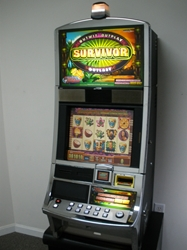 WMS SURVIVOR VIDEO SLOT MACHINE