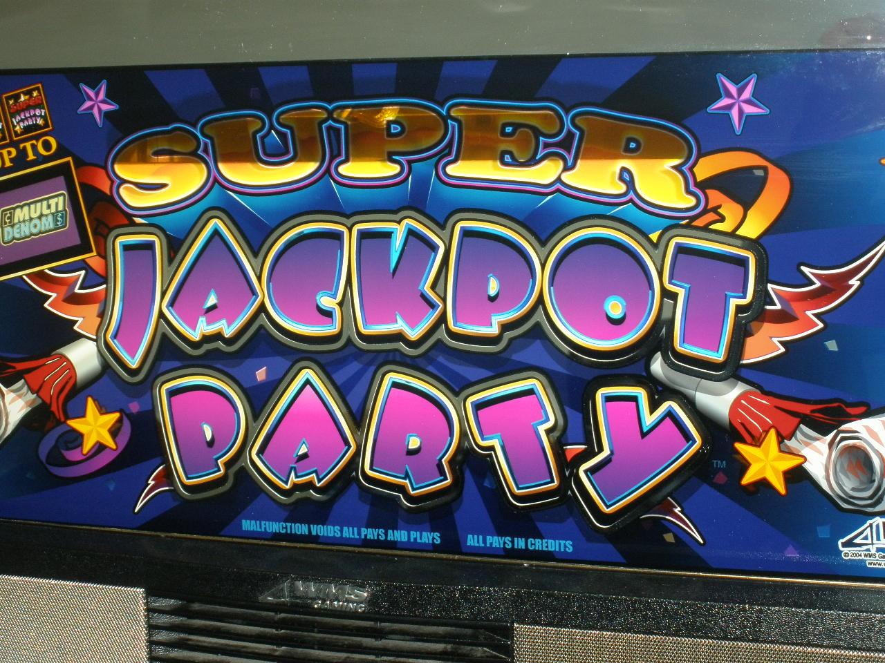 Party Pooper Slot Machine