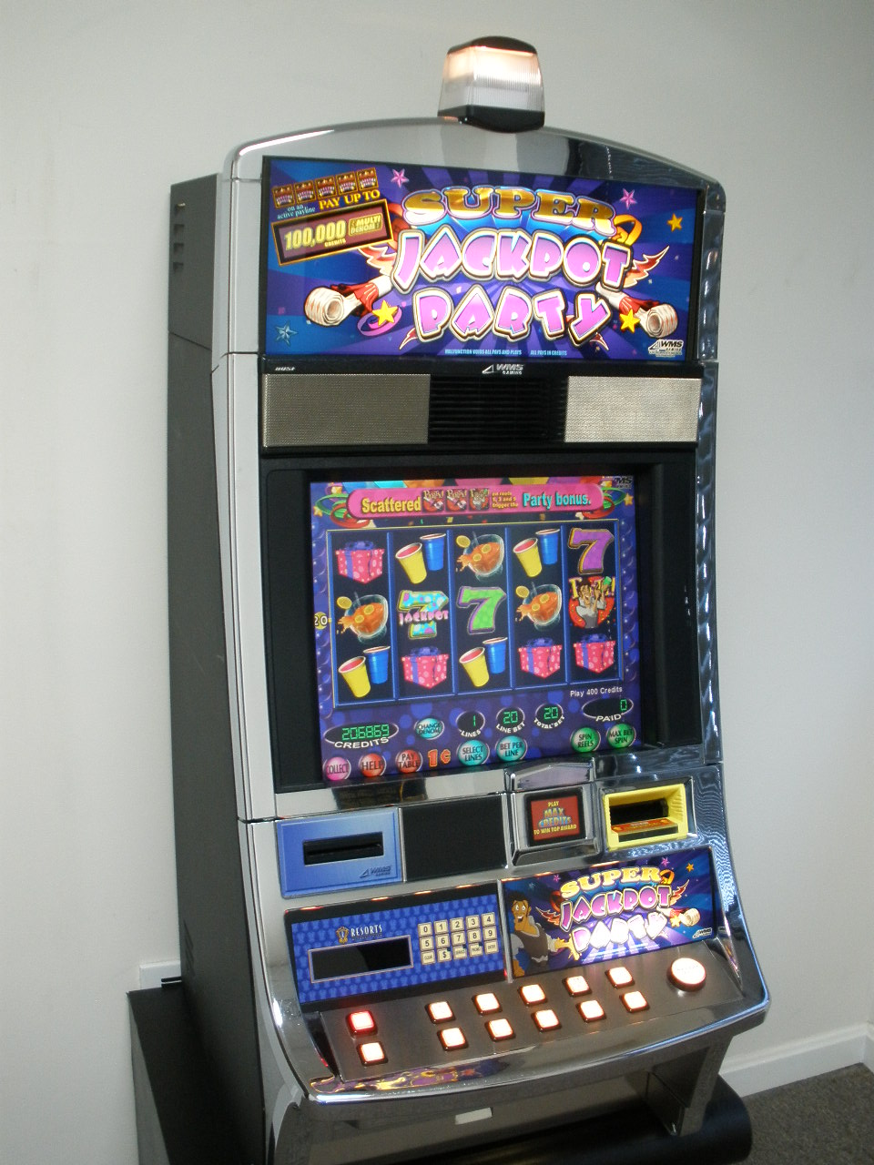 Party Slot Machine